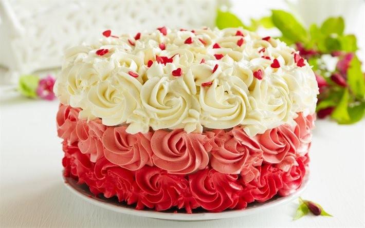 Пирог из творога для торта